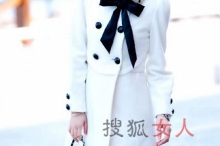 复古外套,知性成熟女人的最爱
