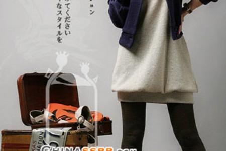 12款时尚酷炫的日常服装