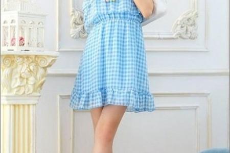 浪漫的着装,成熟的女人,一定要选择温柔的着装