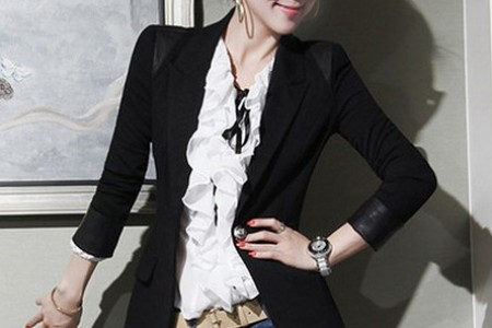 做一个时尚有气质的女人
