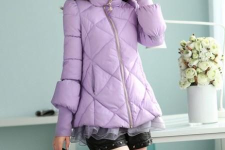 实用棉衣定深冬造型
