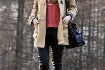 围巾手套针织帽,保暖霸不可或缺
