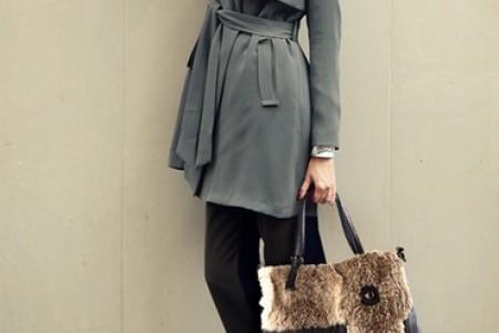 软毛包时尚奢华