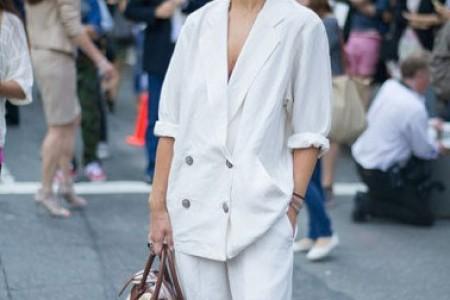 全身都是白色?你现在应该穿成这样!