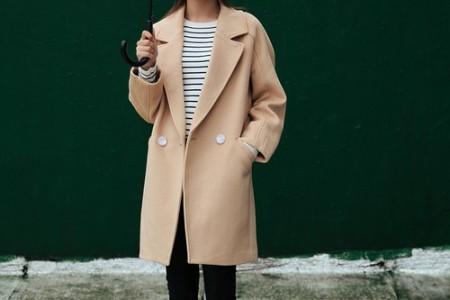 羊毛大衣在线上。你还在等什么?