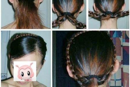 12种头发分布方法