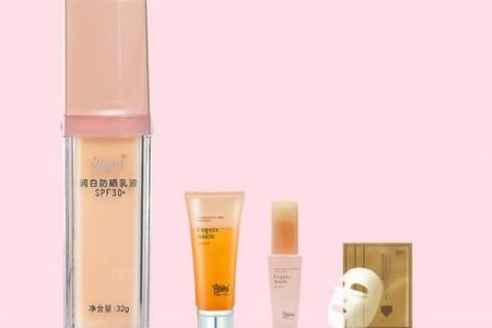 白色封面教你根据皮肤质量选择防晒霜