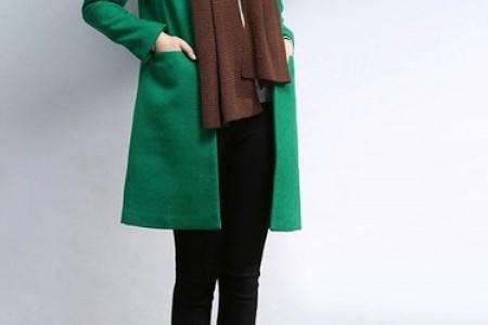 大衣造就优雅的冬天