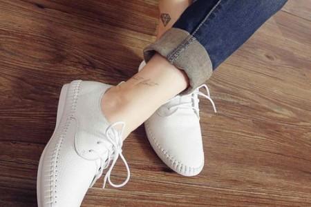 单鞋是夏秋之交的完美过渡产品