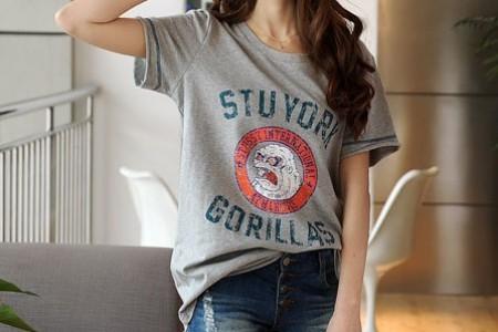 没有它,夏天的t恤怎么会狂野