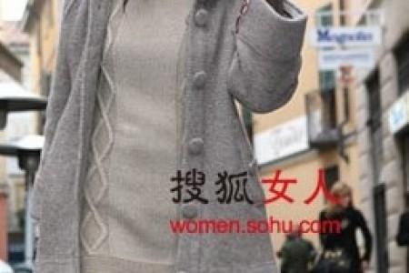 冬季最值得购买的针织外套