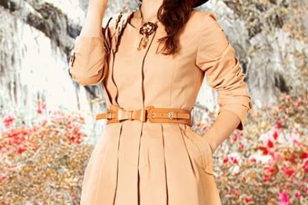 优雅的裙子外套