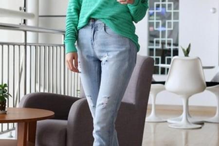 完美的下半身我有牛仔裤(尾)