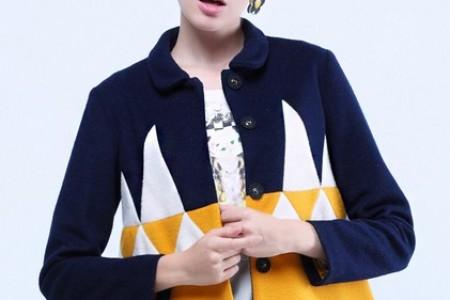 这件羊毛大衣更短更精致