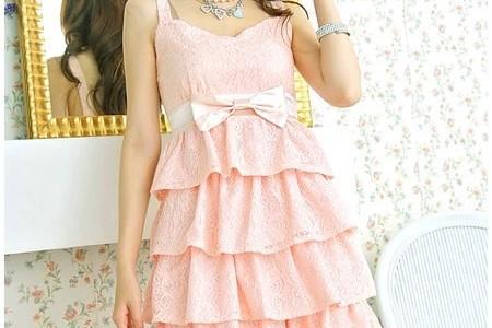 最受欢迎的甜美连衣裙