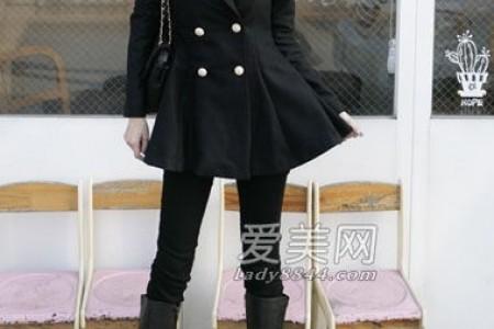 初冬最好穿羊毛大衣