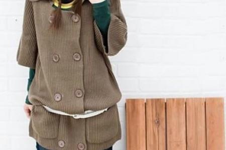 温暖舒适的毛衣