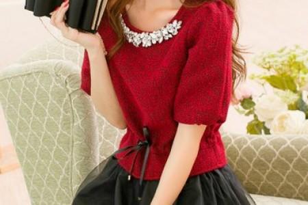 羊毛裙温暖冬天