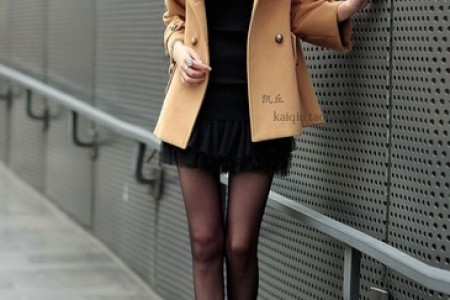 周末想逛街,求衣服!