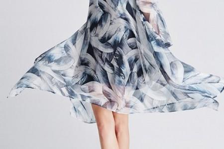 刮风了,注意裙子